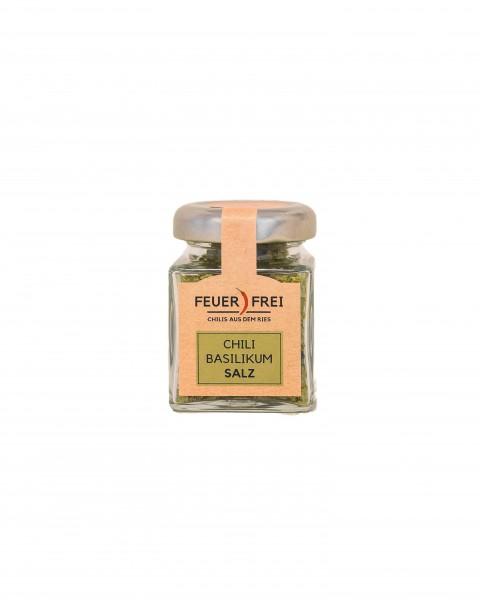 Chili Basilikum Salz