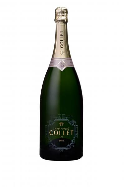 Champagner Collet Brut Magnum 1,5 L