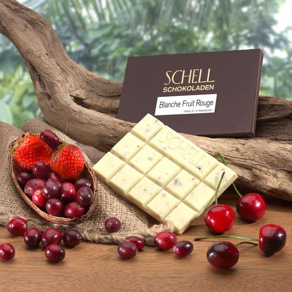 "Schell ""Blanche Fruit Rouge"" 50 g"