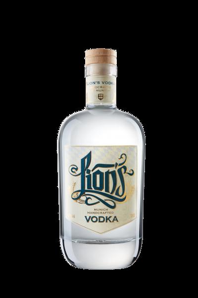 LION´s - Munich Handcrafted Vodka 0,7 L