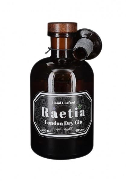 """Raetia """"Tony´s Herzstück"""" Gin 0,5 L"""