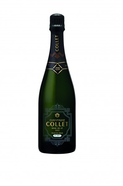 Champagner Collet Grand Cru Ay 2012 0,75 L