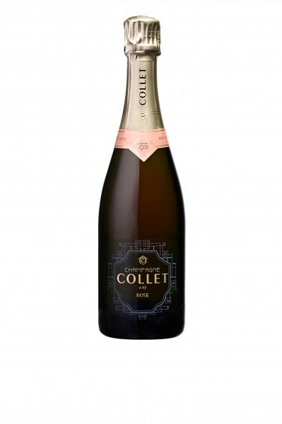 Champagner Collet Brut Rosé 0,75 L