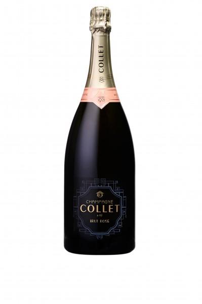 Champagner Collet Brut Rosé Magnum 1,5 L