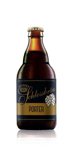 Schlossbräu Porter 0,33 L
