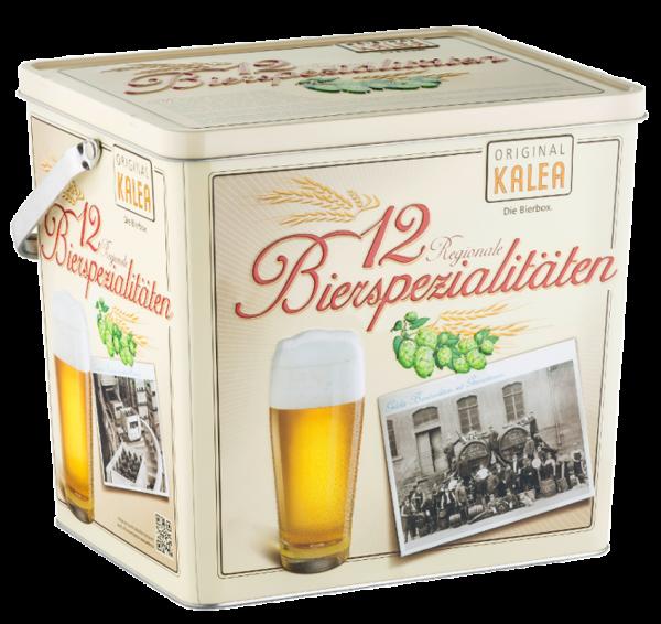 12er Bierspezialitäten Box