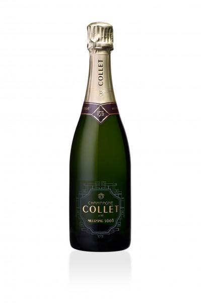 Champagner Collet Millésime 2008 0,75 L