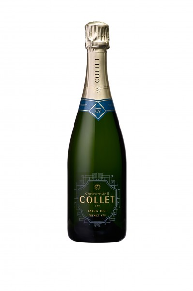 Champagner Collet Extra Brut 1er Cru 0,75 L