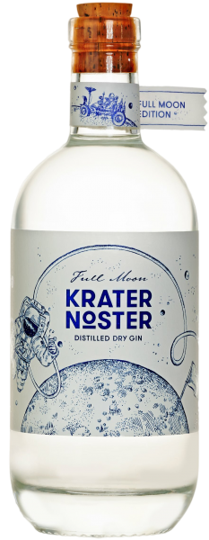 Krater Noster - Full Moon Distilled Dry Gin 0,7 L