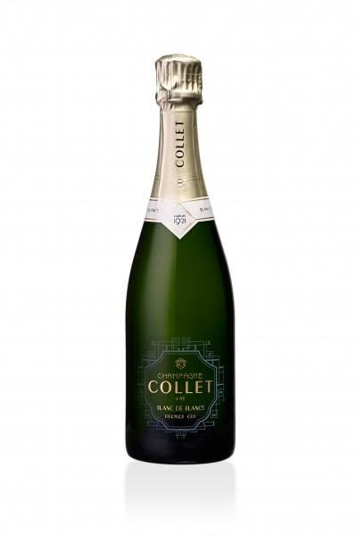 Champagner Collet Blanc de Blancs 1er Cru 0,75 L